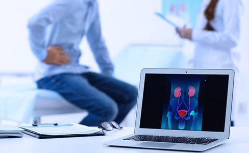 Urulogischer Ultraschall