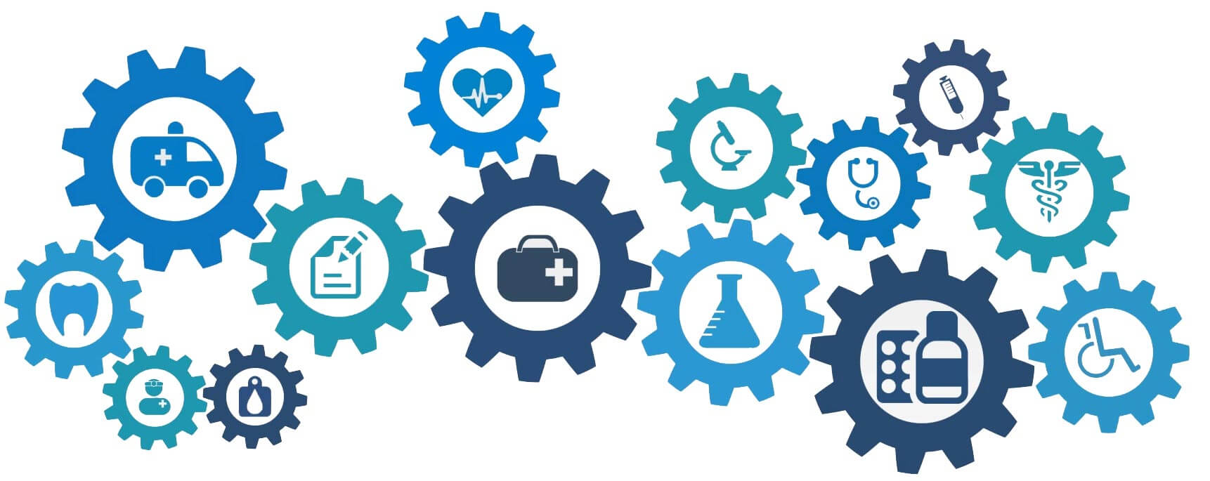 Durch betriebliche Krankenversicherungen abgesichert