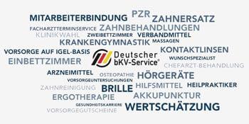 Deutscher bKV-Service