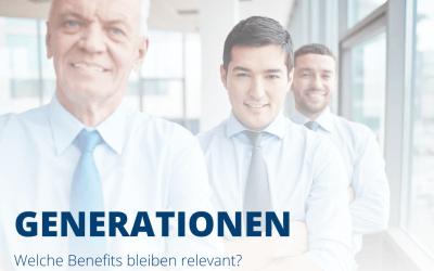 Generationen – Welche Benefits bleiben relevant?