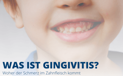 Woher der Schmerz im Zahnfleisch kommt
